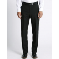 Club 1880 Youths & Gents Super-Slim Black Trouser