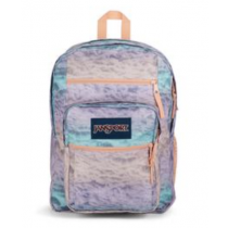 JanSport Big Student Cotton Candy Clouds Backpack