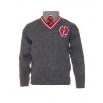 St David's BNS Crested Jumper