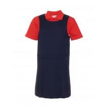 St.Fintans P4 Pinafore (Navy)