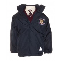 St.Francis Crested School Jacket (Navy)