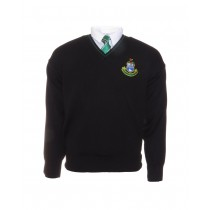 St Kevin's Senior Cycle Black Jumper