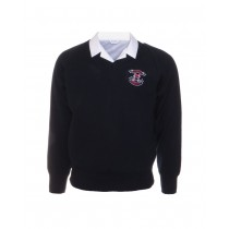 St Mary's Senior Cycle Navy V/N Jumper