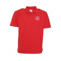 St.Paul's Crested Poloshirt