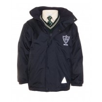 St.Vincent de Paul Crested School Jacket (Navy)
