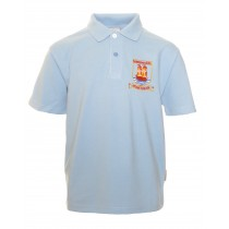 St Brendan's Crested Polo Shirt