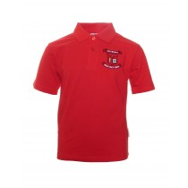 St Brigid's Crested Polo Shirt