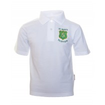 St.Mary's Crested Poloshirt