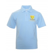 St.Vincents Girls Crested Poloshirt