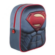 Superman Preschool School bag | Nursery 3D Superman