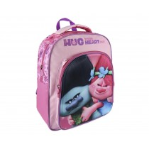 Kids Character School Bag | Trolls School Backpack 3D