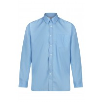 Boys Blue Shirt 2PK